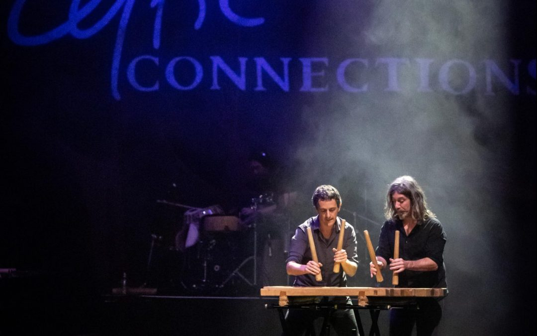 Oreka TX ha participado en el festival Celtic Connections en Glasgow